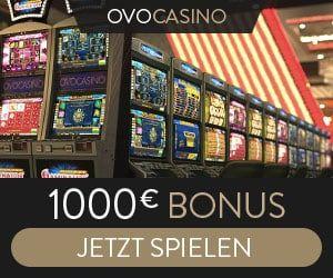 OVO Casino als Novoline online und Web Casino