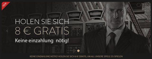 OVO Casino 8 Euro ohne EInzahlung 640