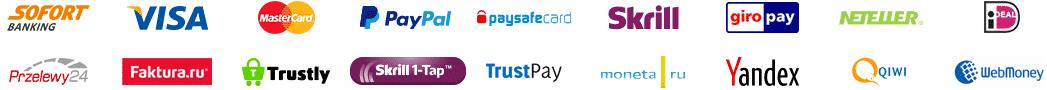 Zahlungs möglichkeiten im Online Casino