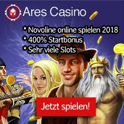 Book of Ra Online im Ares Casino