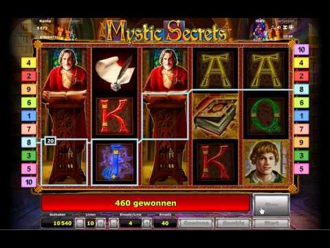 Mystic Secrets online spielen – NOVOLINE SLOT