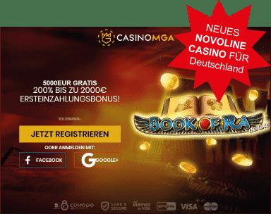 Online Casino - Novoline