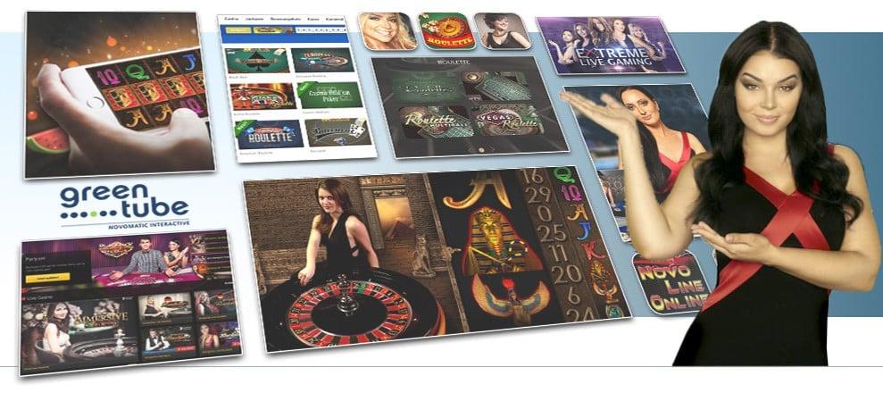 Merkur und Novoline Online Casinos für Spieler mit Echtgeld aus Deutschland und der EU.